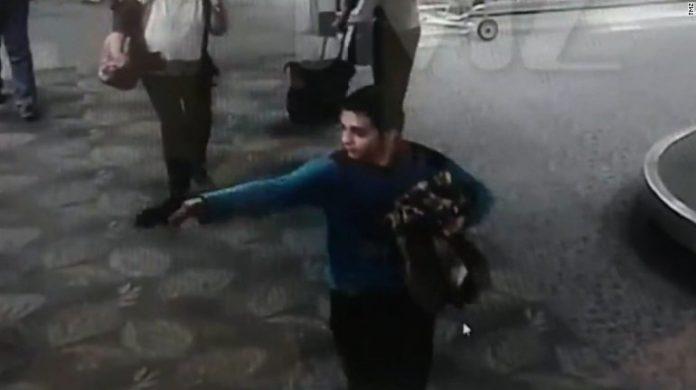 Primeiras imagens da ação do atirador no FLL Airport