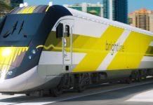 Trem da Brightline começa a operar no sábado (13)