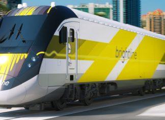 Trem vai ligar Miami e Orlando
