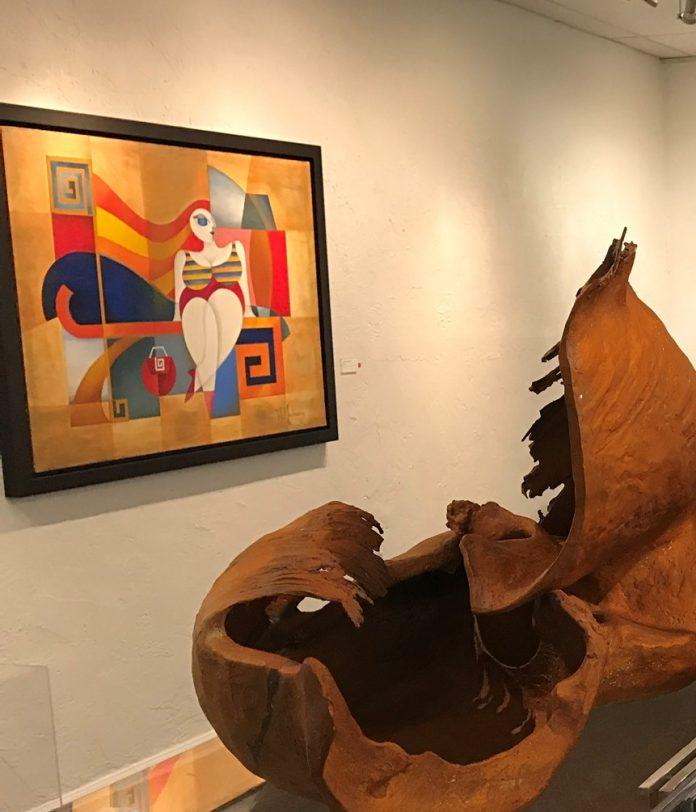 Exposicão Pragmatic na Duo Art Gallery