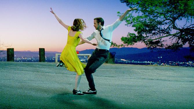 La La Land é o favorito para o Oscar de melhor filme em 2017