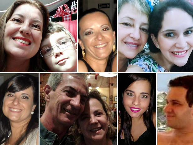 Vítimas da chacina de Campinas (SP)