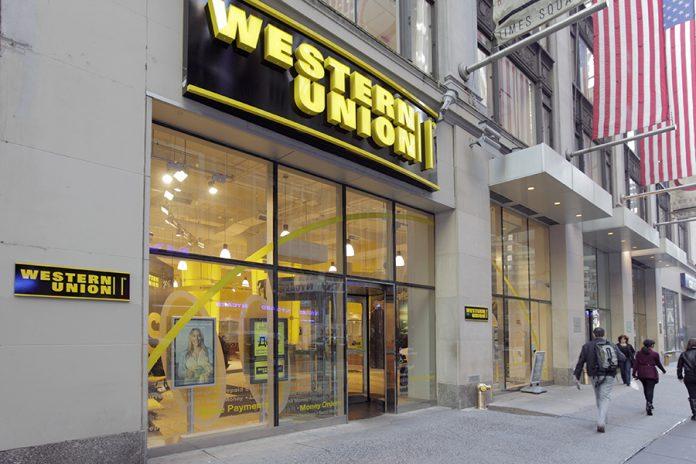 Loja da Western Union