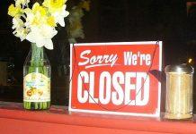 Restaurantes terão que fechar uma hora mais cedo
