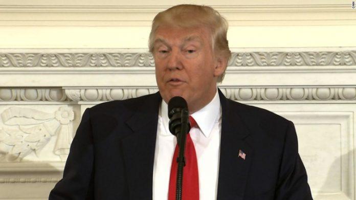 Trump criticou protestos da supremacia branca na Virgínia