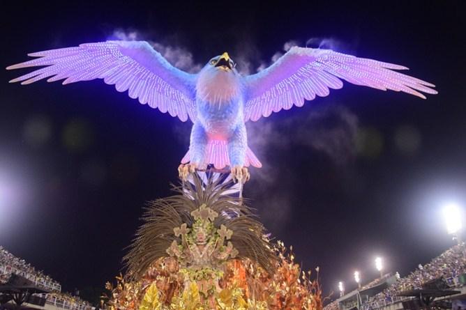 Portela é a campeã do Carnaval 2017