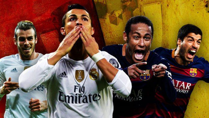 Barcelona e Real Madrid será em julho em Miami