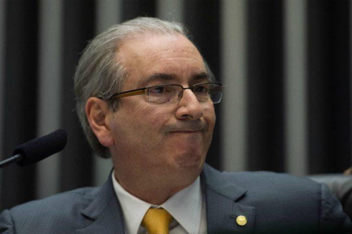 Ex-presidente da Câmara dos Deputados Eduardo Cunha
