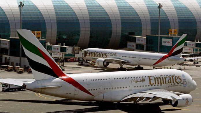 Emirates e Qatar Airways estão entre as companhias aéreas afetadas pela medida