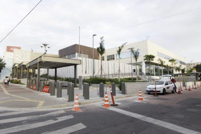 Futuras instalações do Consulado de Porto Alegre