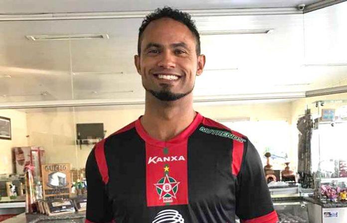 Goleiro Bruno foi contratado pelo BOA esporte clube