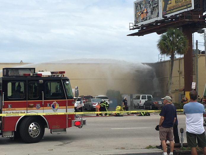 Explosão teria ocorrido em botijão de gás Ana Paula Franco/AcheiUSA