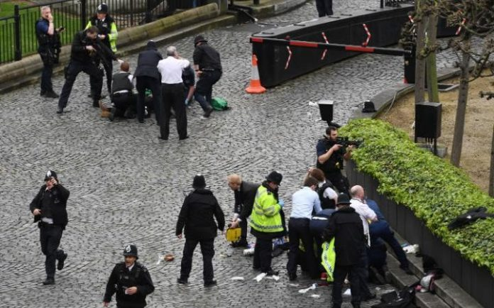 Terrorismo em Londres