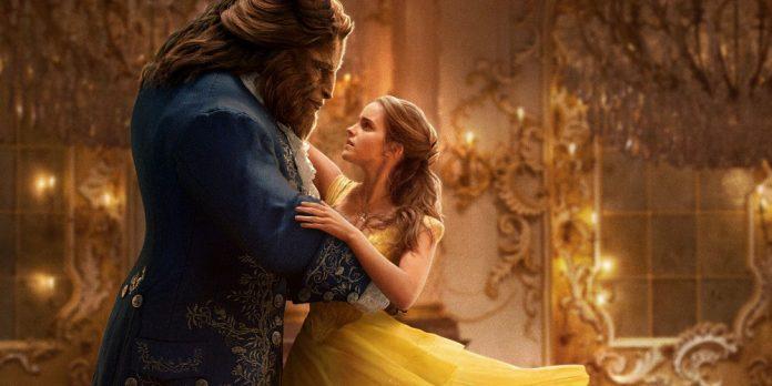 "Cena de ""Beauty and the Beast"" (A Bela e a Fera)"