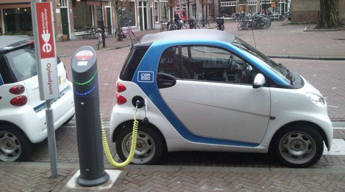 Carros elétricos são tendência mundial
