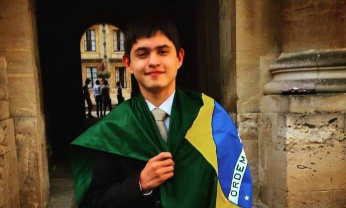 Leonardo vai estudar na conceiturada Harvard University