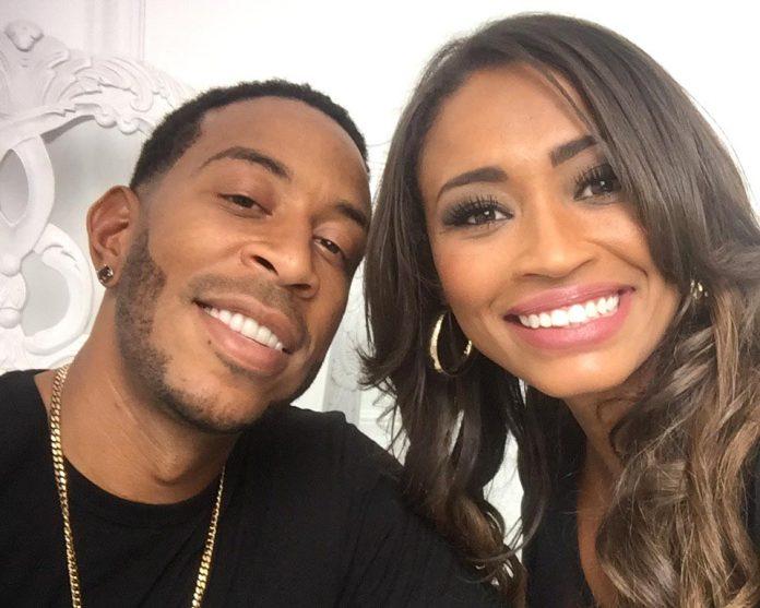 Priscila participou da gravação do clipe do rapper Ludacris