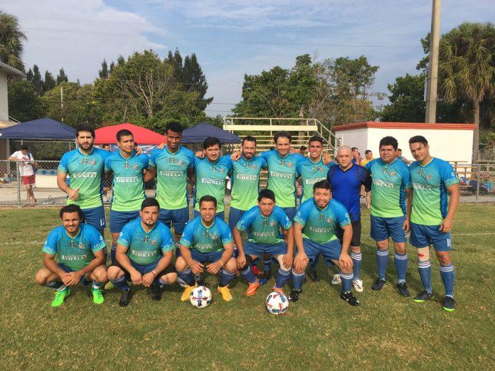 Time Boca Bras faz parte do torneio do CCB