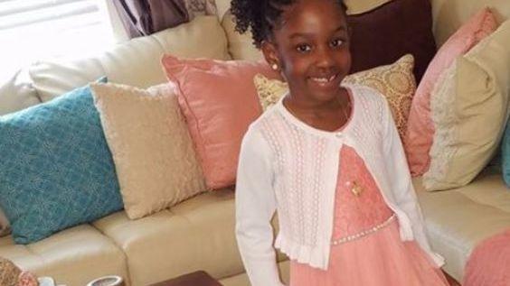 Victoria Brown de cinco anos morreu afogada em piscina