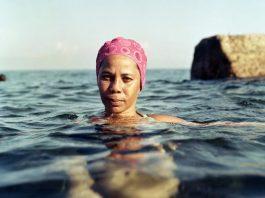 Foto da exposição sobre Cuba (Foto de Juan Carlos Alom)