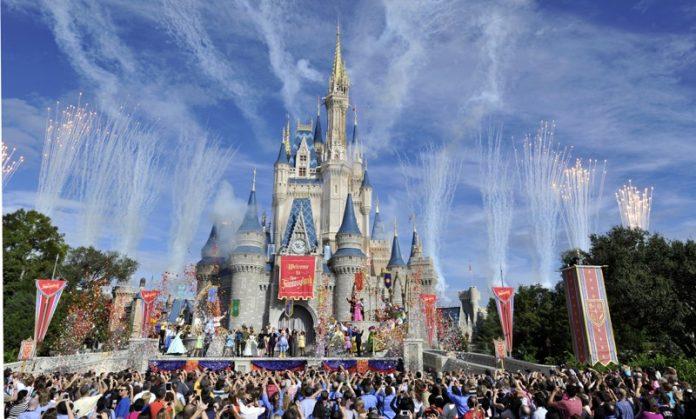 Gene Duncan - Disney Parks via Getty Images