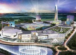 Dentro do American Dream Miami também será construído o maior skyline da Flórida, o Skyrise Miami