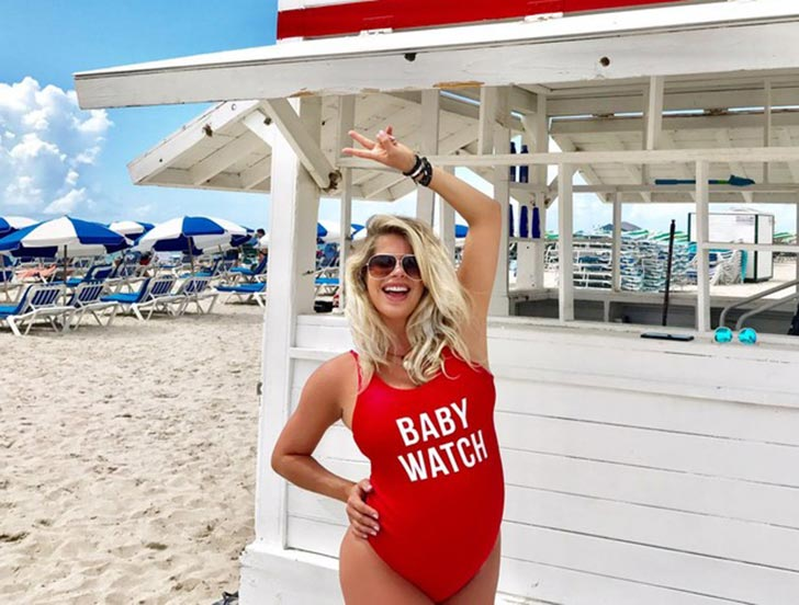 Primeiro filho de Karina Bacchi nascerá em Miami — Cegonha gringa