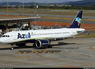 Airbus A320 da Azul