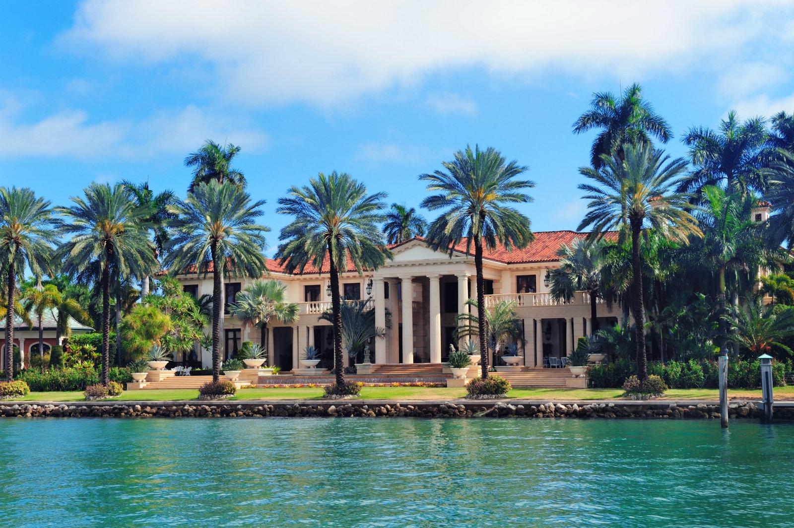 Lindas casas em Coconut Grove