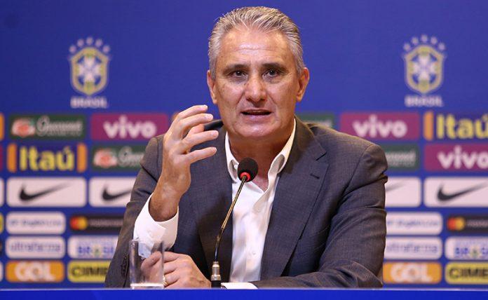 Tite deu um conselho aos jogadores que podem mudar de clube durante as semanas finais da janela europeia de transferências: busquem a felicidade