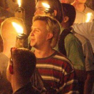Homem identificado nos protestos já foi demitido