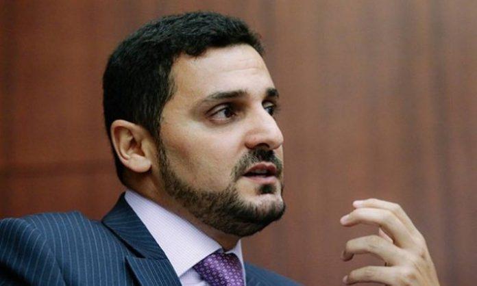 Hussein Kalout é secretário especial de Assuntos Estratégicos do governo Temer -FOTO de Lucio Bernardo Jr