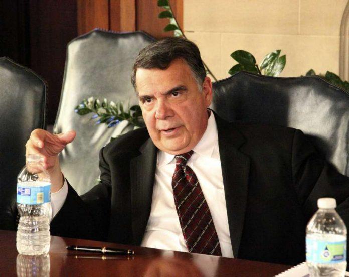 Juiz Orlando Garcia