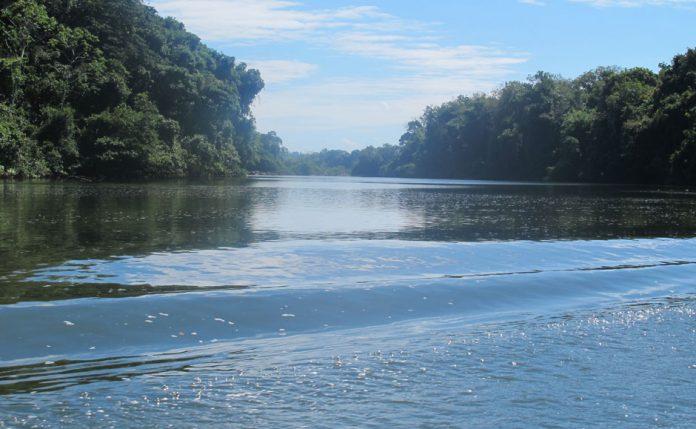 Naufrágio ocorreu no Rio Xingu