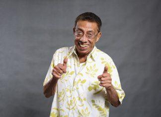 O artista estreou na TV Globo em 1966, apresentando o Canal 0, programa humorístico que satirizava a programação das emissoras de TV