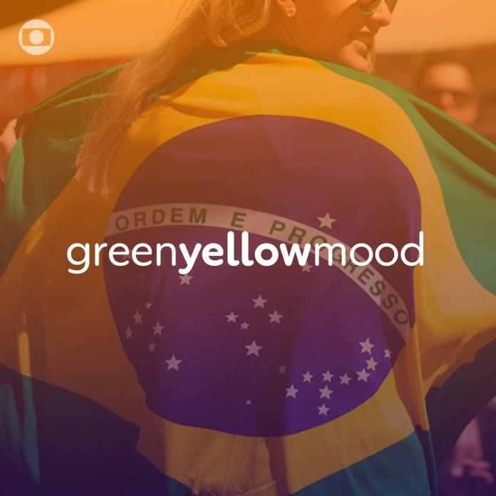 Playlist GreenYellowMood