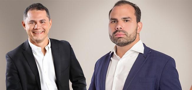 Rogério Magalhães e Fernando Guanabara são coaches