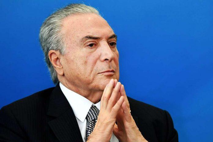 Ex-presidente Michel Temer foi preso pela Lava Jato