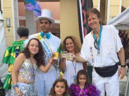 A escola de samba Sambalá vai estar presente no Brazilian Beat de Boca Raton