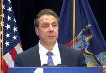 Governador de NY Andrew Cuomo é favorável à causa imigratória