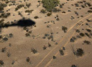 Imigrantes perdidos no deserto foram resgatados