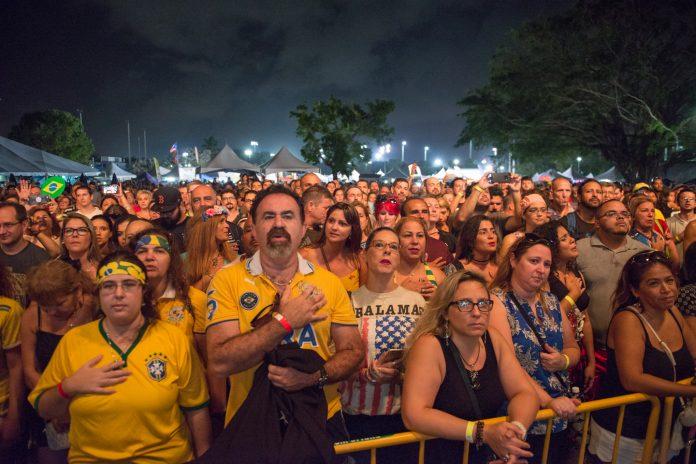 Cerca de 15 mil pessoas curtiram a 6ª edição do Brazilian Fest de Pompano Beach