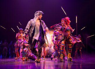 O espetáculo 'Volta' chega a Miami no dia 15 de dezembro