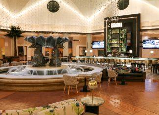 Dolphin Resort lobby