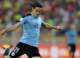 O goleador máximo das Eliminatórias da Conmebol foi o uruguaio Edinson Cavani, companheiro de Neymar no SPG, com 10 gols