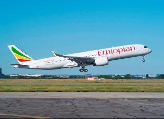 A Ethiopian Airlines tem voos para mais de 110 destinos no mundo