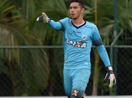 Goleiro César foi o herói do Londrina na conquista do título da Primeira Liga na final contra o Atlético-MG