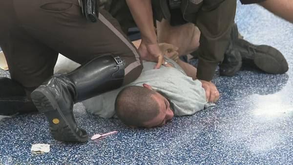 Homem foi preso no Aeroporto de Miami