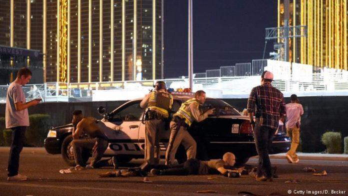Mais de 50 pessoas morreram nos ataques FOTO GETTY