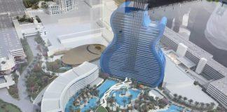 Novo complexo de entretenimento do Hard Rock Hotel e Casino de Hollywwod